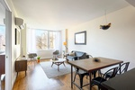 Modern Crown Heights Gem with Deeded Parking